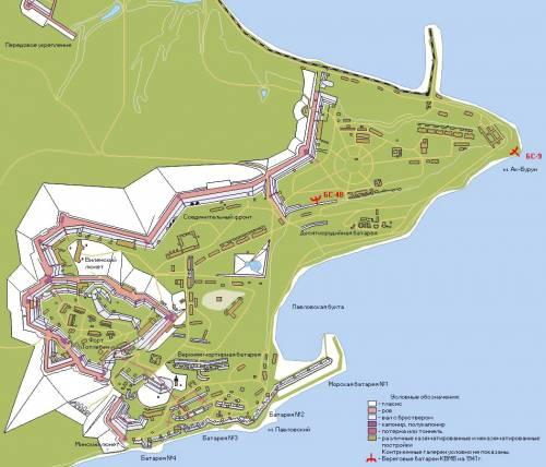 Крепости мира в эфире — WCA. Крепость «Керчь» - UR174