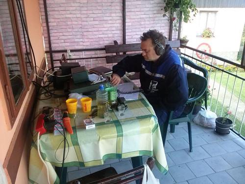 RIP: Milovan Ristic Rile YU2U(BSCC#517)