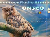 BSCC#721, ON3CQ, Patrick ( Pat ) Moonen