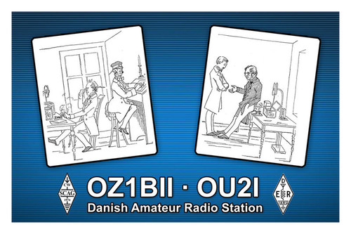BSCC#791, OZ1BII/OU2I, Henning Andresen