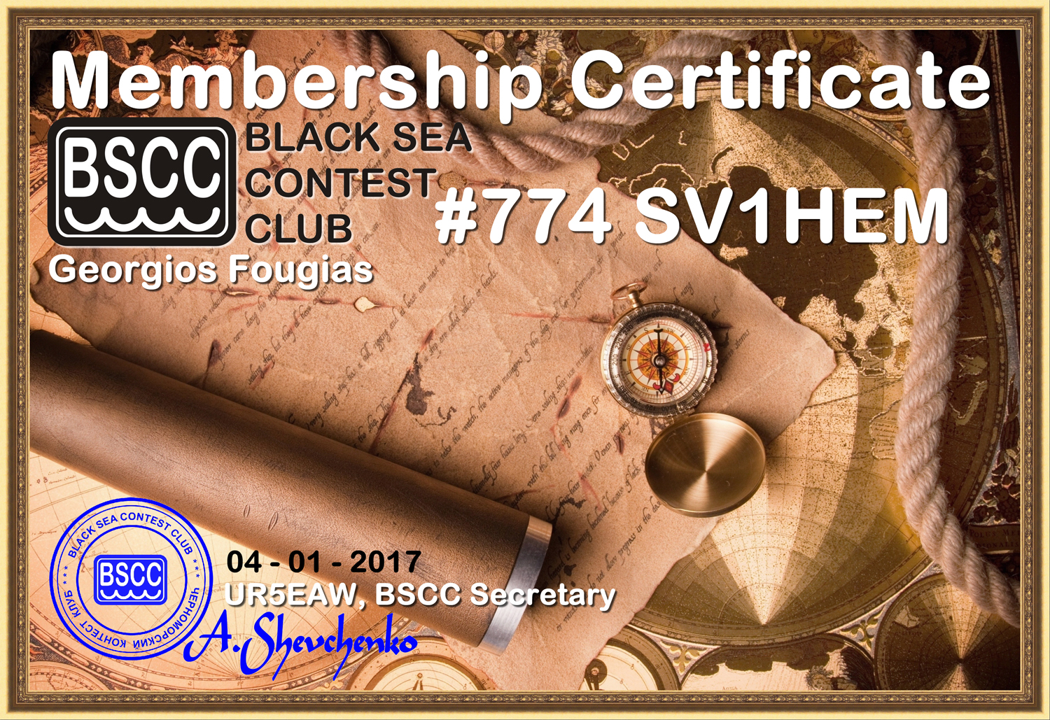 BSCC: 52 country-member of the Black Sea Contest Club