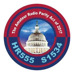 Urge the U.S. Senate to Support the Amateur Radio Parity Act