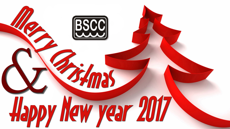 BSCC: Merry Christmas and a Happy New Year